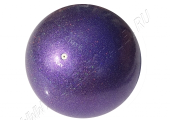 Мяч Chacott Prism (Призма) 17 см Фиолетовый (674)