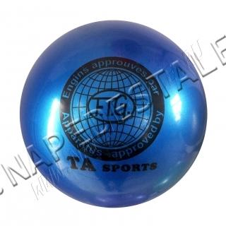 Мяч TA Sports Синий однотонный
