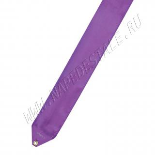 Лента однотонная Chacott 5 м (077 Фиолетовая)