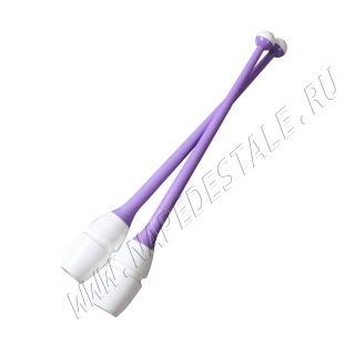 Chacott 41-45 cm clubs White & Purple