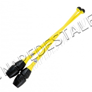 Chacott 41-45 cm clubs Black & Yellow