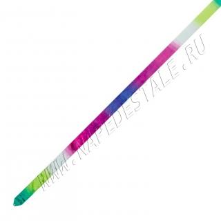 5m Chacott ribbon Green (736)