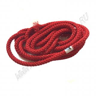 Скакалка Sasaki M-280-V Красная (R) 3 метра