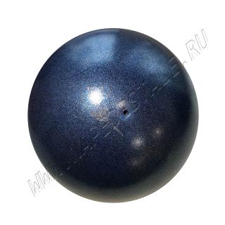 Мяч Pastorelli Glitter HV 18 см Темно-синий