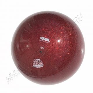 Мяч Sasaki 18,5 см M–207 BR Темно-красный (RS)