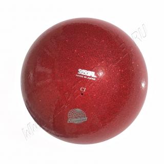 Мяч Sasaki 18,5 см M–207 BR Красный (R)