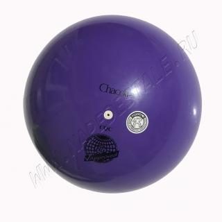 Мяч Chacott юниор 17 см Фиолетовый (074)