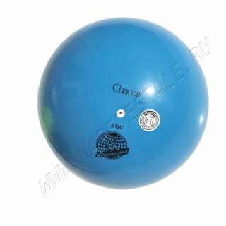 Мяч Chacott юниор 17 см Голубой (022)