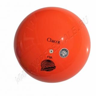 Мяч Chacott юниор 17 см Оранжевый (083)