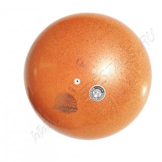 Мяч Chacott Prism (Призма) 18,5 см Оранжевый
