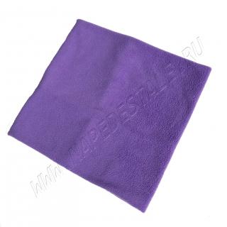 Пояс согревающий флисовый фиолетовый