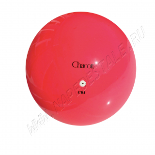 Мяч Chacott 18,5 см Розовый (043)