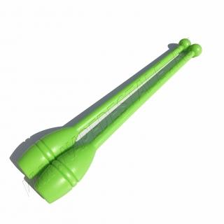 Пластиковые булавы 35 см Салатовые