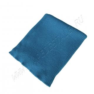 Пояс согревающий полушерстяной синий