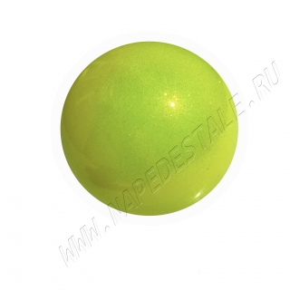 Pastorelli Glitter HV Junior 16 cm Lemon