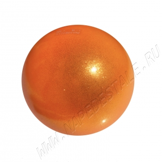 Pastorelli Glitter HV Junior 16 cm Orange
