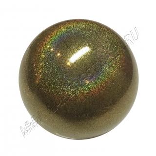Мяч Pastorelli Glitter HV 16 см Brass