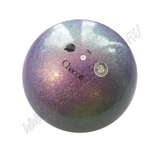 Мяч Chacott Prism (Призма) 18,5 см Сиреневый (672)