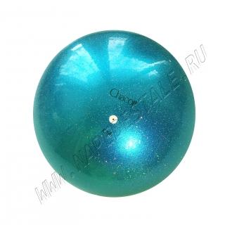 Мяч Chacott Prism (Призма) 17 см Голубая свежесть (625)