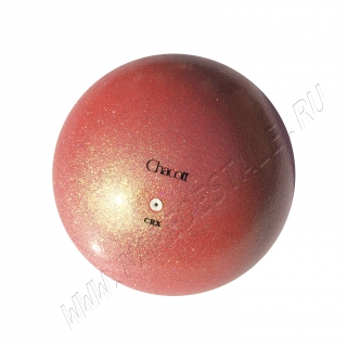 Мяч Chacott Prism (Призма) 17 см Гуава (687)