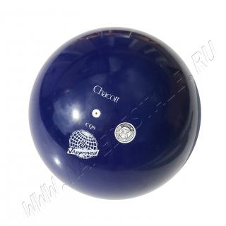 Мяч Chacott 18,5 см Ультрамарин (028)