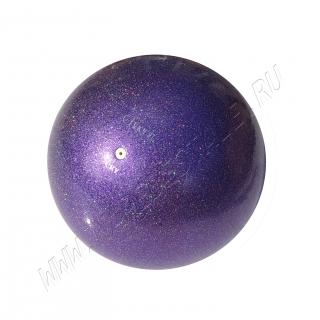 Мяч Chacott Prism (Призма) 18,5 см Фиолетовый (674)