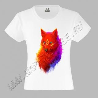 Футболка Red Fox