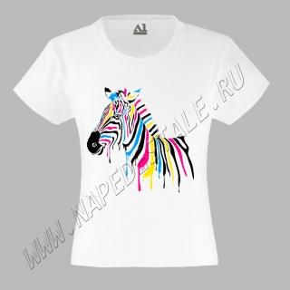 Футболка Zebra