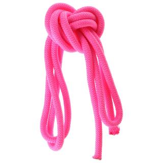 Скакалка 3 м розовая