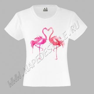 Футболка Flamingo