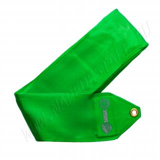 Лента однотонная 6 м Sasaki Зелёная (APG)