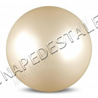 Мяч TA Sports Жемчужный Металлик