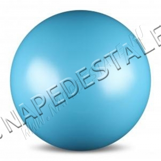 Мяч TA Sports Голубой Металлик